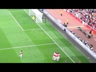 Arsenal VS Sunderland 2011-10-16 Van Persie Score @29 second