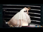 Jennifer Lawrence Falls After 2013 Oscar Win - Acceptance Speech Best Actress