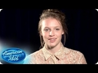 Isabelle Parell: Road To Hollywood Interviews - AMERICAN IDOL SEASON 12