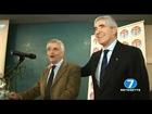 Elezioni Politiche 2013, Pierferdinando Casini a Torino presenta i candidati UDC per il Piemonte 1