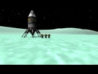 Kerbal Space Program - Fraps hates Minmus :/