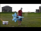 F22 Maiden flight with Megajet - Awesome Plane - NO MUSIC