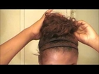 Faux High Messy Bun Tutorial.