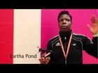 Sports Teacher of the Year - Eartha Pond