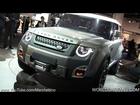 Land Rover Defender Concept - 2011 Frankfurt Motor Show