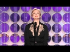 Hope Springs Star Meryl Streep Wins Best Actress Motion Picture Drama - Golden Globes 2012