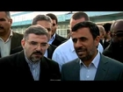 Iranian President Mahmoud Ahmadinejad ends his visit to Cuba underscoring the ties b