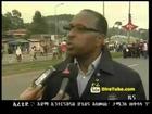 Ethiopian Diaspora Community in Addis on PM death