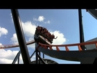 Apocalypse off-ride HD Six Flags America