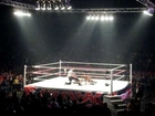 WWE Raw Live Tour - Layla vs Eve Torres (WWE Divas Championship)