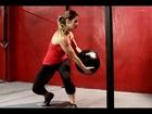Calorie-Blasting Medicine Ball Move