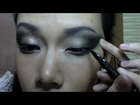 Daily Smokey Eye ; D'Eyeko Premium False Eyelashes by Patrisiea Caroline
