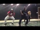 NAKED - Kevin McCall - Choreography: Amari Marshall