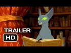 The Rabbi's Cat US Release TRAILER 1 (2012) - Animated Movie HD