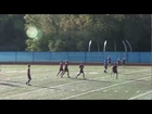 One-legged Soccer Player Scores Amazing Goal!
