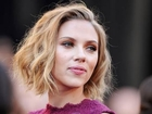 Scarlett Johansson Talks About Her Nude Photos