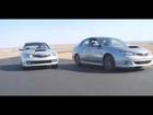 Ken Block Travis Pastrana Subaru STi Test Session Commercial Classic Carjam TV Car TV Show HD 2013