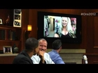 Trisha Paytas & Magic Underwear | NewsBreaker | Ora 2012 With Larry King