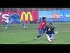 SPAIN vs CHILE 2-1 ,Испания vs Чили, Espana-Chile ALL GOALS WC 2010 SOUTH AFRICA.flv