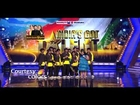 Indias Got Talent Bharti flirts with Remo D Souza