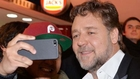 Russell Crowe Accidentally Tweets Naked Photo
