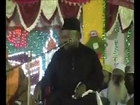 Sunni Alim ka doran e taqreer Shandar Inteqal