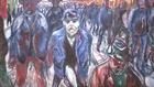 Focus sur une œuvre : Edvard Munch, Travailleurs rentrant chez eux, 1913-1914