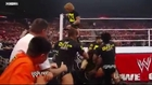 Mark Henry vs. Ted DiBiase with Maryse (Nexus Attacks)