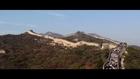 Promenade sur la Grande Muraille de Chine à Badaling