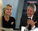 Claire Chazal et Jean-Claude Narcy vous donnent rendez-vous
