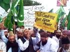 2012 09 14 Protest Against Blahphemous Movie
