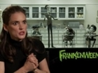 Frankenweenie - Interview with Winona Ryder