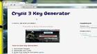 Crysis 3 Keygen For Generation Serial Keys[NEW]
