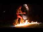 Playing with Fire - Hawaiian Fireknife Dancers